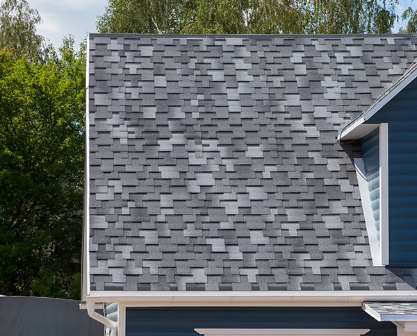 New Architectural Shingle Installation