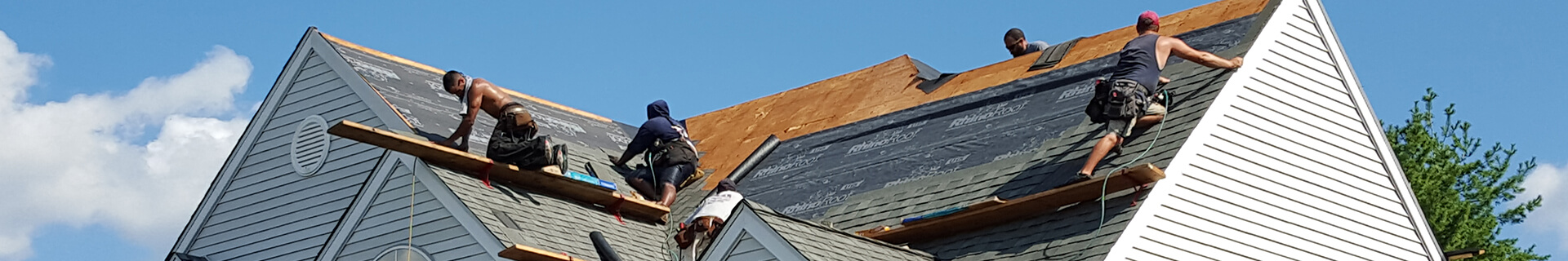 Shingle Roof Contractors