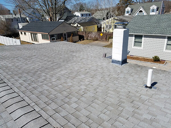 Three-Tab Shingle Installation