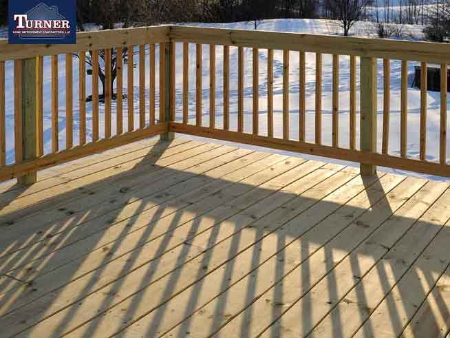 Protecting Your Deck During Winter